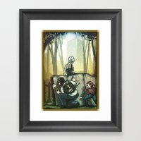 Pixel Art Series 12 : In… Framed Art Print