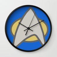 Star Trek, Communicator,… Wall Clock