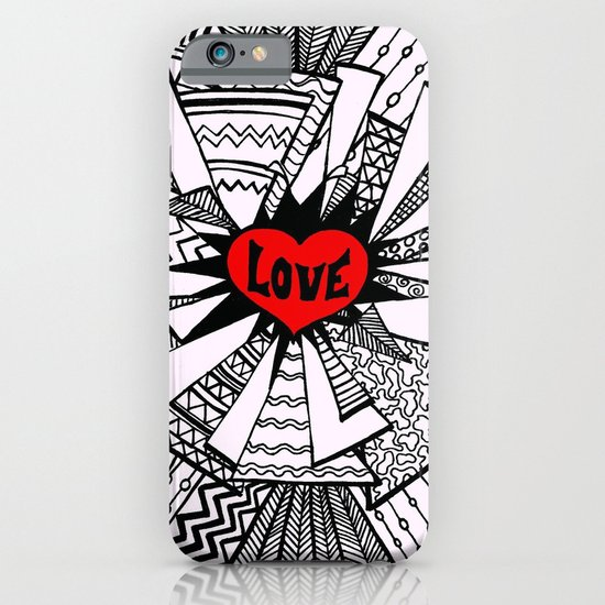 Power of Love... iPhone & iPod Case