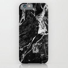 Marble Black iPhone 6 Slim Case