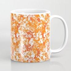 My orange butterflies Mug