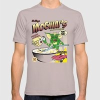 Mogwai's Breakfast the after midnight snak Mens Fitted Tee Cinder SMALL