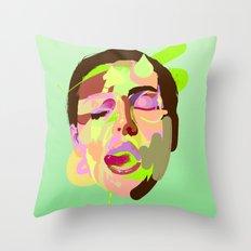 Bellucci. Throw Pillow
