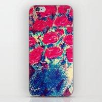 Pop Rose iPhone & iPod Skin