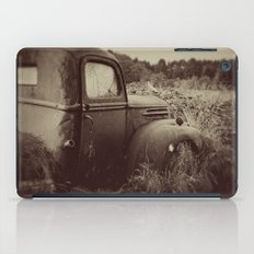 The Past iPad Case