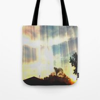 Enter To The Divine Tote Bag