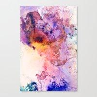 Burrage Canvas Print