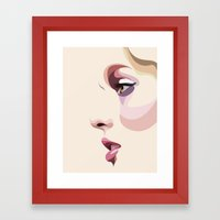 Decadence Framed Art Print