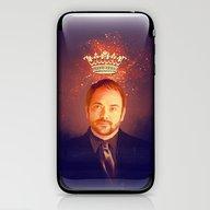 Crowley - Supernatural iPhone & iPod Skin
