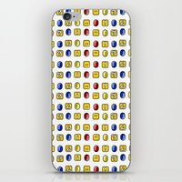 Coins, Boxes And Power U… iPhone & iPod Skin