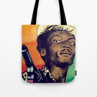 The Harder They Come Tote Bag