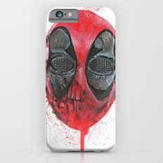 The Emptiness Of Masks -… iPhone 6 Slim Case