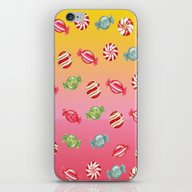 Christmas Candy iPhone & iPod Skin