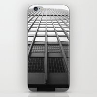 Chicago Building 1 iPhone & iPod Skin