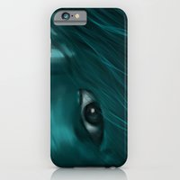 iPhone & iPod Case featuring Eyes by maya kohl