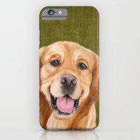 Golden Retriever iPhone 6 Slim Case