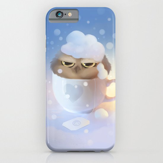 cup of owl iPhone & iPod Case