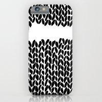 Missing Knit     iPhone 6 Slim Case
