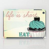 Cupcake iPad Case