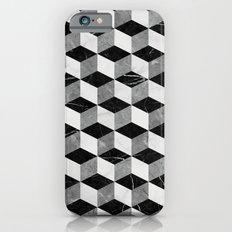 Marble Cubes  Slim Case iPhone 6s