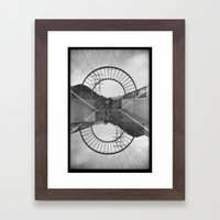 Abstracts (35mm) Framed Art Print