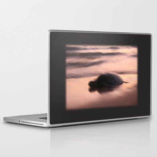 Soft Turtle Laptop & iPad Skin