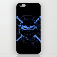 Leonardo Turtle iPhone & iPod Skin