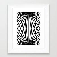 NOVAURORA Framed Art Print