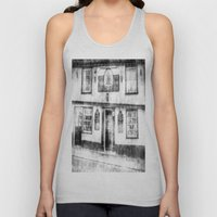 The Coopers Arms Pub Rochester Vintage Unisex Tank Top