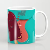 :::Licking Love::: Mug