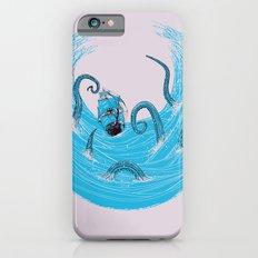 Kraken's Whirlpool iPhone 6s Slim Case