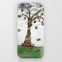 iPhone & iPod Case featuring All I am to you by Thomas Gomes