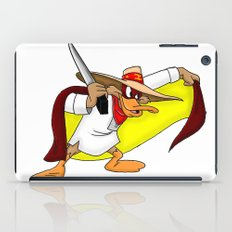 Darkwing Bonifacio iPad Case