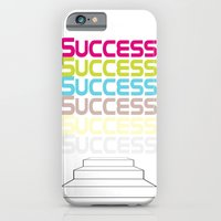 iPhone & iPod Case featuring success by konlux