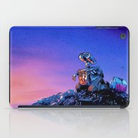 WALL-E (Painting Style) iPad Case