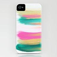 Colors 223 iPhone (4, 4s) Slim Case