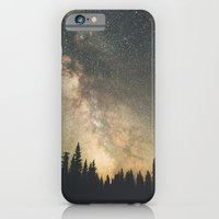 iPhone & iPod Case featuring Galaxy IV by Luke Gram