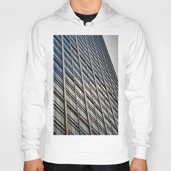 Skyscraper Abstract Hoody