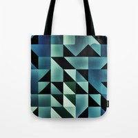 :: geometric maze VII :: Tote Bag