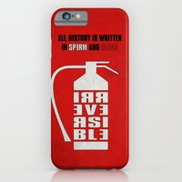 iPhone & iPod Case featuring Irreversible by Mirco Rambaldi