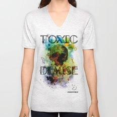 Toxic Demise Unisex V-Neck