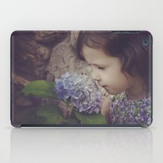 Hurry Up Spring iPad Case