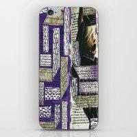 Purple It iPhone & iPod Skin
