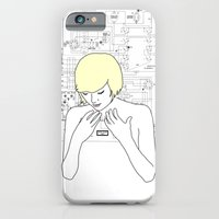 iPhone & iPod Case featuring Amplified by near modern disaster