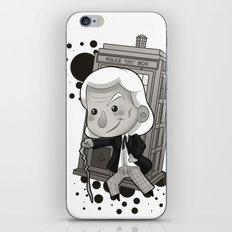 1st Doctor iPhone & iPod Skin