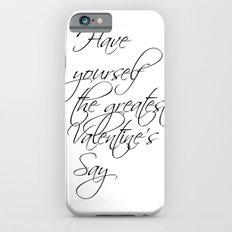 For Valentine's Day iPhone 6 Slim Case