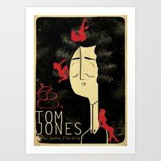 Tom Jones Art Print