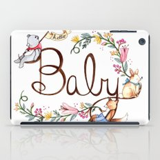 Hello Baby iPad Case