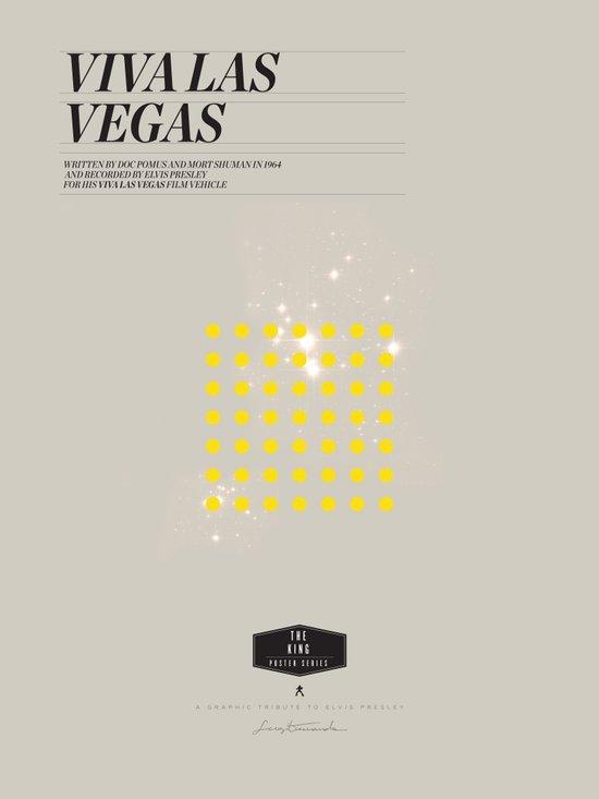 Elvis Vegas Art Print