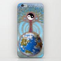 Balanced Earth iPhone & iPod Skin
